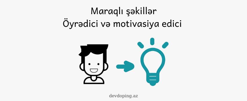 Photo of Maraqlı şəkillər öyrədici və motivasiya edici