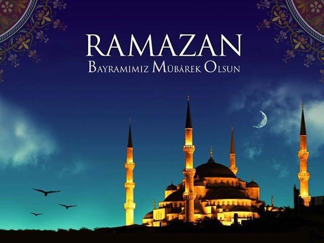 ramazan bayrami tebrikleri 1