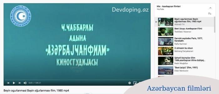 Azerbaycan film saytlari