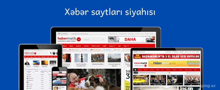 Photo of Xəbər saytları siyahısı (2020)