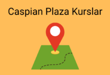 Photo of Caspian Plaza Kurslar (2020) ✅