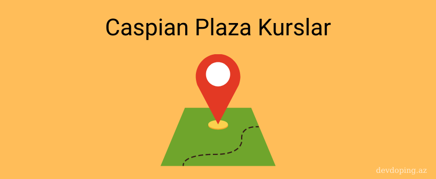 caspian plaza kurslar 2020