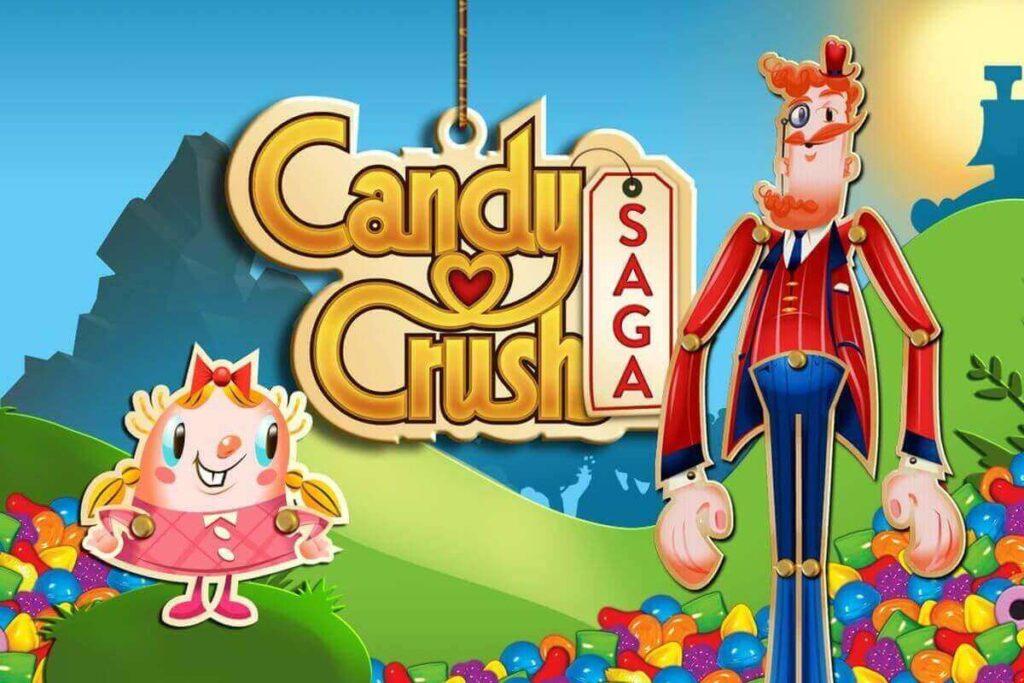 maraqlı oyunlar 2020 - Candy Crush Saga  oyunu
