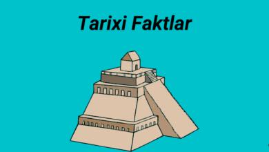 Photo of Tarixi Faktlar (2020) ✅