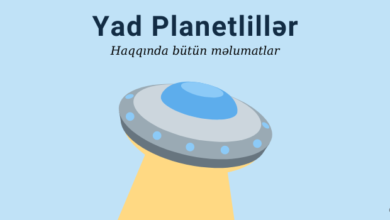 Photo of Yad Planetliler Haqqinda Melumat 2020 ✅