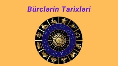 Photo of Burclerin Tarixleri, Bürclərin ayları Siyahısı ✅