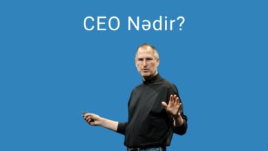 Photo of CEO Nədir? 5 Ən Uğurlu CEO Haqqında ✅