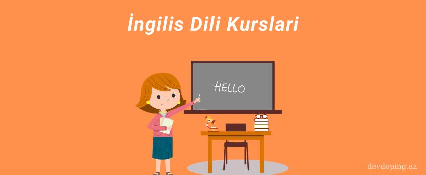ingilis dili kurslari 2020