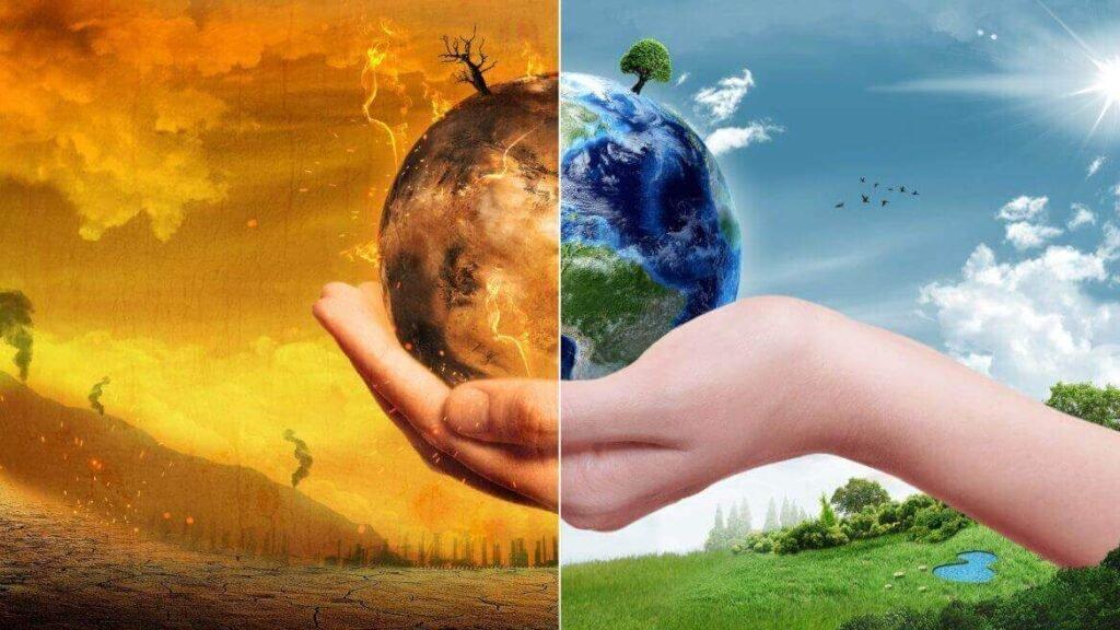 Qlobal İstilesme, qlobal istiləşmə