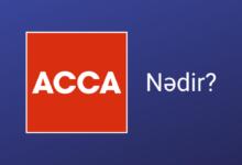 Photo of ACCA Nədir? ✅