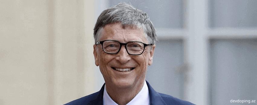 Bill Gates kimdir