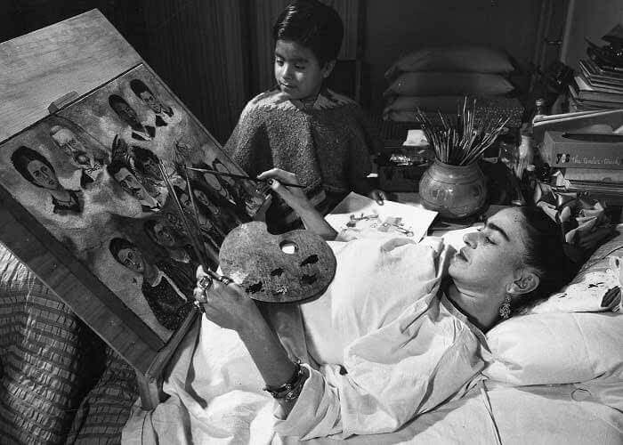 Frida Kahlo kimdir, Frida Kahlo haqqinda