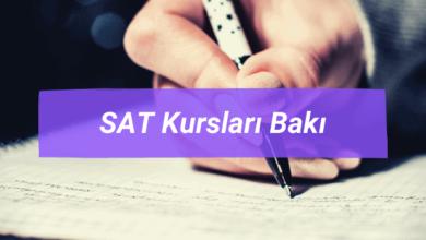 Photo of SAT Kurslari Bakida ✅
