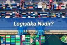 Photo of Logistika nedir?