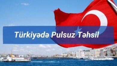Photo of Turkiyede pulsuz tehsil ( 2021) ✅