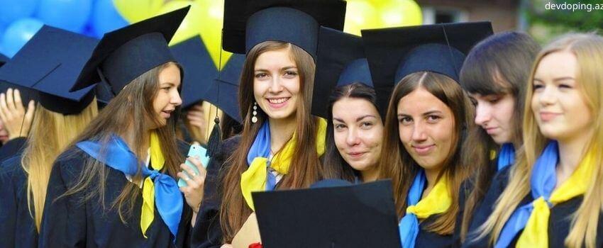 Ukraynada magistr tehsili